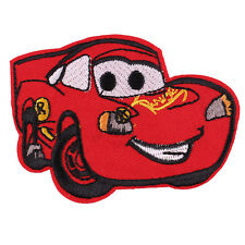 """The Cartoon Car Embroidered Iron/Sew ON Patch cloth Applique 2.6X 3.5"""""""