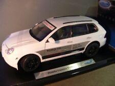 1/18 Welly Porsche Cayenne Turbo Sports Cup Nürnberg 76225