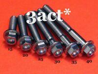 Ti Bolts 10pcs M3 x 8mm T20 Titanium Socket Cap Head Torx 20 Din 912 Screws