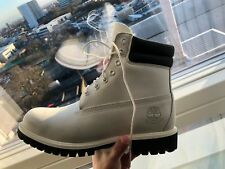 Timberland x DSM Limited Edition Mens Boots White UK Size 8 BNWT