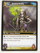 WoW: World of Warcraft Cards: ACOLYTE DEMIA 173/361 - played