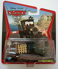 Disney Pixar Cars GALLOPING GEARGRINDER Rare Over 100 Cars Listed UK !!