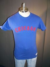 Chicago Cubs Throwback T-shirt Mitchell & Ness Medium/Small