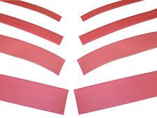 RED Heat Shrink Heatshrink Tube 9.5mm - 25.4mm Assorted sizes 2:1 RATIO