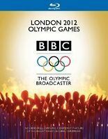 The London 2012 Olympic Games - from the Olympic Broadcaster 5 Disc Blu Ray NEW