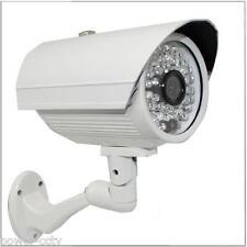 New Sony CMOS 1800TVL 196ft IR 48IR Outdoor Surveillance Security Camera System&
