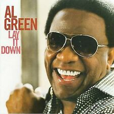 Al Green - Lay It Down (CD, Blue Note) John Legend, Anthony Hamilton