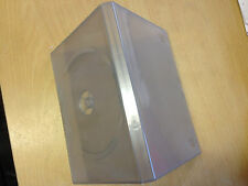 Microsoft Original Xbox 360 New SIlver Classic Empty Replacement Game Case x 5