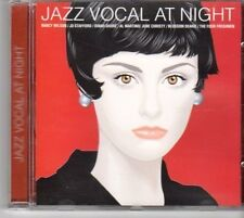 (DM277) Jazz Vocal, At Night - 1999 CD