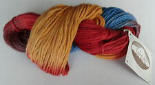 "Knitting Fever ""Talinay""100% wool #227 multicolor"