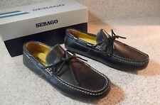 NEW SEBAGO Denton Genuine Handsewn Full Grain Leather Men Loafer Siz 9 US/43 EUR