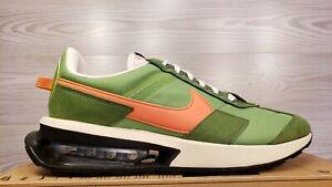 Nike Air Max Pre-Day LX Green Orange Black White Fashion DC5330 300 Size 11.5