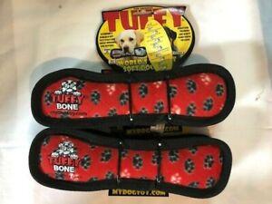 Pack of 2 - Tuffy's Ultimate Bone Dog Toy - Medium