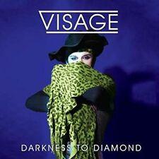 VISAGE Darkness To Diamond CD 2016