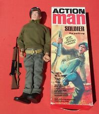 Action Man 40th Anniversary 12 inch Soldier Figure Mint Boxed