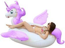 Giant Unicorn Pool Float, Big Inflatable Floats for Pool