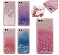Glitter Bling Case Liquid Quicksand Cover For Huawei P20 P30 Mate 20 Pro Lite UK