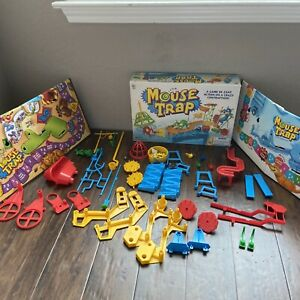 1999 And 2016 Mouse Trap Board Game Replacement Pieces Parts Mousetrap