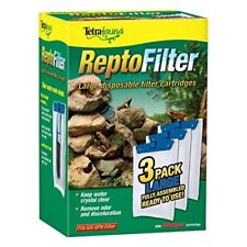 Tetra ReptoFilter Filter Cartridges With Whisper Technology