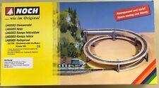 Noch 53108 Escala H0 Laggies Gleiswendel-Komplettbausatz, Aufbaukreis # Nuevo En