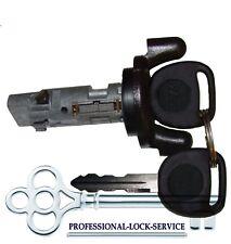 Trailblazer Envoy 03-09 Ignition Key Switch Lock Cylinder Tumbler Barrel 2 Keys