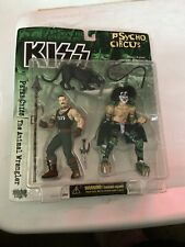 Set Of 4 Kiss Psycho Circus Dolls New In Box
