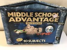 Middle School Advantage Deluxe Edition Windows 95