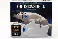 GHOST IN THE SHELL-SET-JAPAN 2 4K ULTRA HD BLU-RAY Ltd/Ed AG60 zd