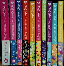 The Princess Diaries FULL SET Books 1-10 by Meg Cabot