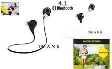 hd 4.1 bluetooth funk kopfhörer stereo headset sweatproof sport gym earbuds