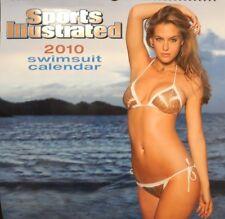 Sports Illustrated 2010 Swimsuit Calendar Bar Refaeli Factory Sealed W/ Poster