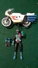 """Bandai Masked Kamen Rider SHODO-X - Kamen Rider + Cyclone bike motorcycle 4"""""""