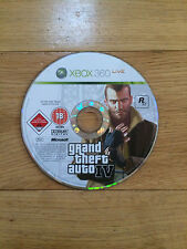 Grand Theft Auto Iv (gta 4) para Xbox 360 * * disco solamente