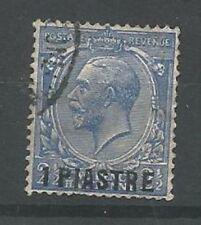 Single George V (1910-1936) British Levant Stamps (Pre-1922)