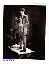 Dorothy MacKaill sexy in men's clothes VINTAGE Photo Man Crazy