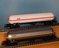 LS 60132, Spur N, SNCF Gaskesselwagenset 2tlg, Sati , 4-achs. LS Models 60132