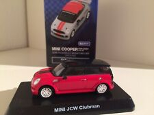 Kyosho (Pao Feng) Mini JCW (John Cooper Works) Clubman Rot 1/64 3inch TOPZUSTAND