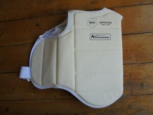 ARAWAZA  CHEST PROTECTOR WKF APPROVED