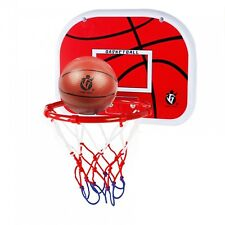 Hanging Basketball Wall Mounted Goal Hoop Rim Net Sports Netting Indoor Outdoors