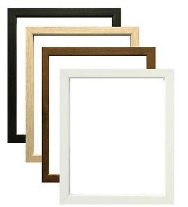 A1 A2 A3 A4 Picture Frames Photo Frames Maxi Poster size Frames Black Oak Walnut