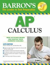 Barron's AP Calculus by David Bock and Shirley O. Hockett (2010, Paperback,...