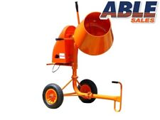 CEMENT MIXER CONCRETE MIXER 2.2 CUBIC FT 450WATT