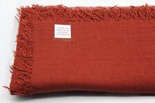 Chan Luu NEW Barn Red Cashmere and Silk Scarf #CHCASH63 $195