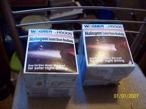 Headlight Bulb-Halogen Sealed Beam - Boxed Wagner Lighting H5006