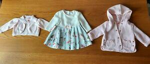 Ted baker baby girl bundle 0-3 months
