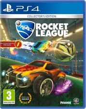 Rocket League Collectors Edition Ps4 Game PlayStation 4