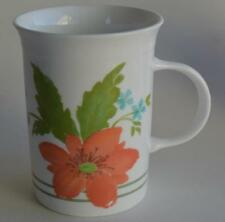 Hammersley ~ Flower Floral ~ Bone China ~ Coffee Cup Mug ~ Made In England