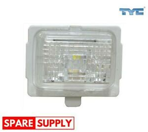 LICENCE PLATE LIGHT FOR MERCEDES-BENZ TYC 15-0291-00-9
