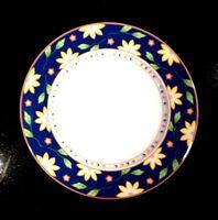 Beautiful Taitu Primavera Blue Lunch Plate