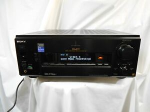 Sony STR DA4ES 7.1 Channel 110 Watt Receiver